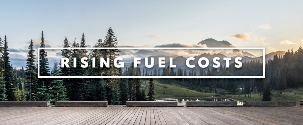 Rising Fuel Costs | High River, AB
