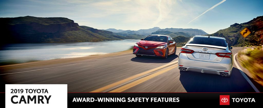 2019 Toyota Camry Awards | High River Toyota | Calgary, AB