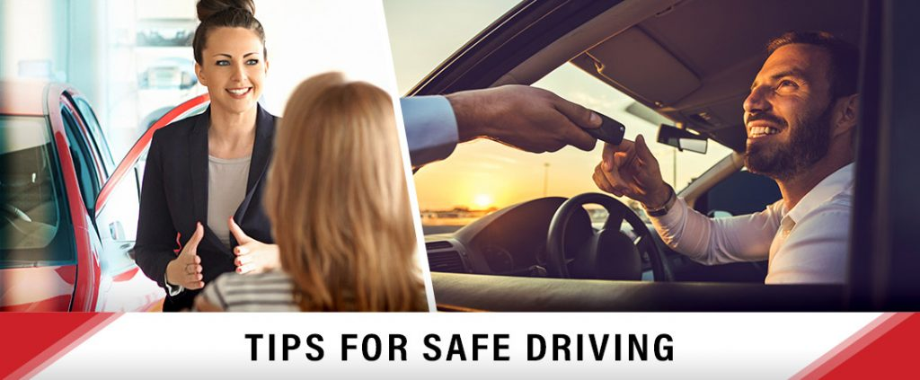 Tips for Safe Driving | High River, AB