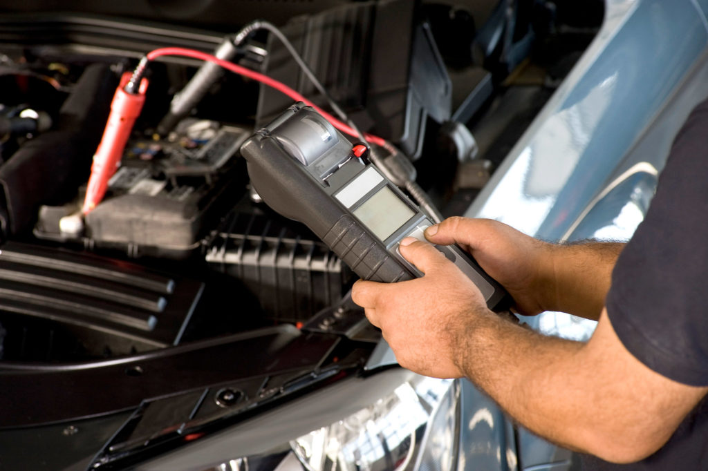Test your car battery | High River Toyota | High River, AB