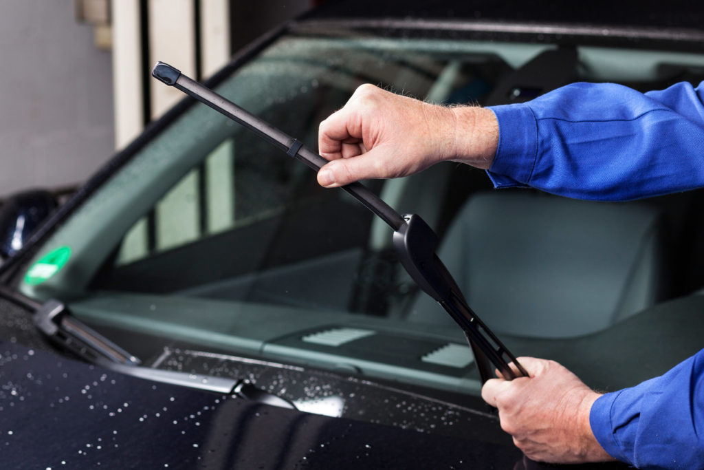 New windshield wipers | High River Toyota | High River, AB