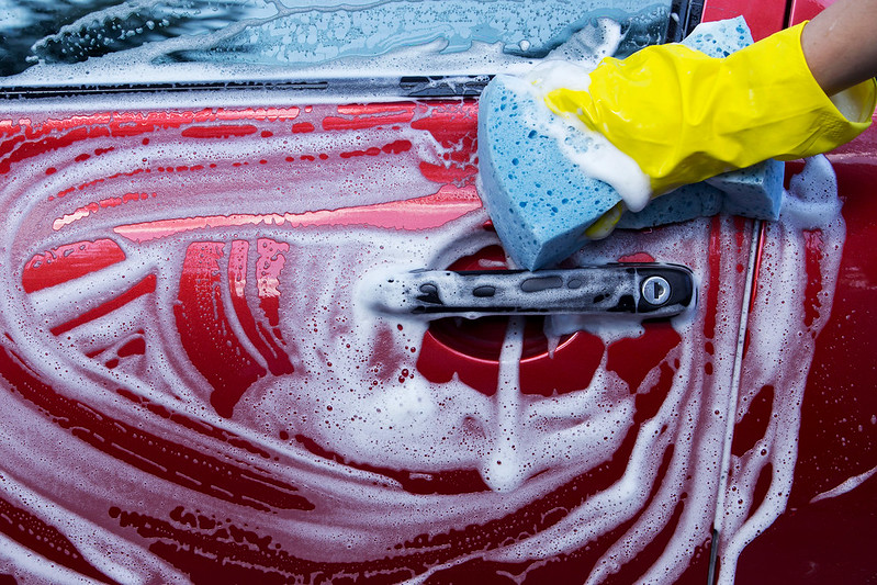Spring Cleaning Your Car | High River Toyota | High River, AB